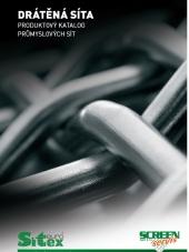 Katalog Drátěná síta