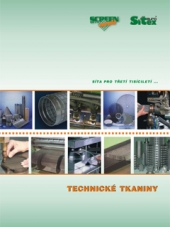 Katalog Technické tkaniny